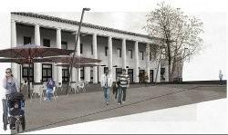 padova,statue in piazzale stazione,padovani illustri,statue di padova,il blog di padova,nereo rocco,cultura popolare,vecchia padova,turismo