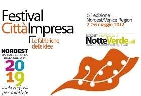 festival delle città impresa,nordest europa,blog di padova,padova blog,alberto botton,blogger alberto botton,padova,notte verde del nordest,veneto,nordest,http:www.festivaldellecittaimpresa.it