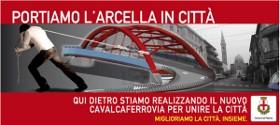 padova,ponte unità d'italia,mobilità,urban,la città che cambia,ponte della fiera,arcella,padova mobilità,ivo rossi
