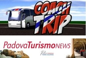padova,turismo padova terme euganee,coach trip,channel 4,veneto turismo,promozione turistica,brendan sheerin,provincia di padova,comune di padova